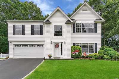 Coram Single Family Home For Sale: 49 Timber Ridge Dr