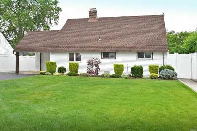 Levittown Single Family Home For Sale: 80 Jerusalem Ave