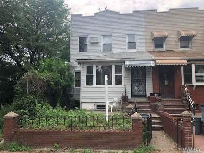 Woodside Multi Family Home For Sale: 51-56 47th St