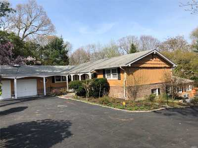 Dix Hills Single Family Home For Sale: 9 Chatham Pl