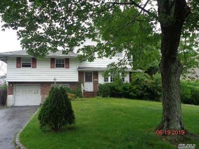 Commack Single Family Home For Sale: 3 Tyram St