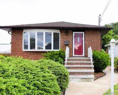 Massapequa Single Family Home For Sale: 198a N Michigan Ave
