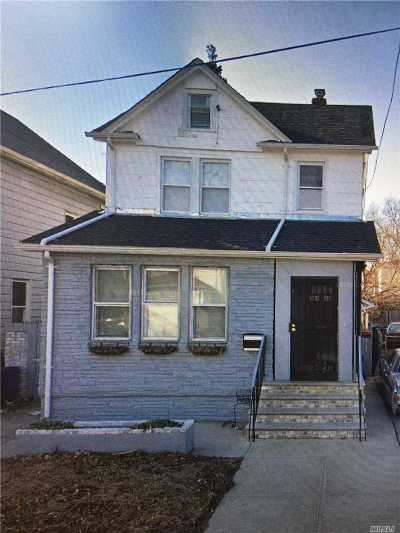 Queens Village Single Family Home For Sale: 111-36 208 St