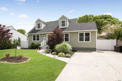 Patchogue Single Family Home For Sale: 237 Schoenfeld Blvd