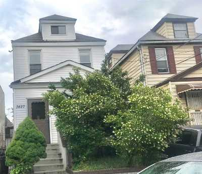 Woodside Multi Family Home For Sale: 34-27 57th St