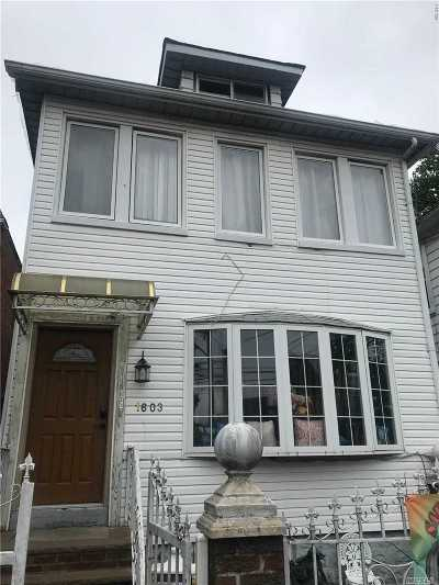 Brooklyn Multi Family Home For Sale: 1603 E 95th St