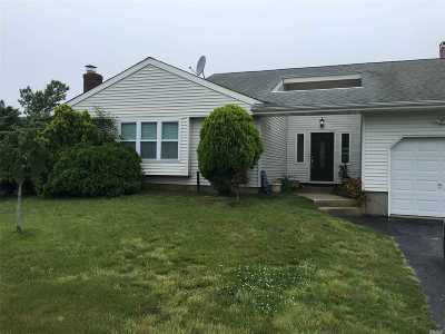Bellport Single Family Home For Sale: 7 Curtis Ave