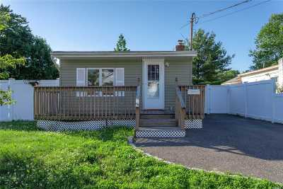 W. Babylon Single Family Home For Sale: 1540 First St
