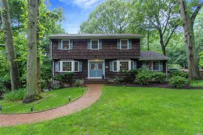 Northport Single Family Home For Sale: 54 Eatons Neck Rd