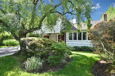 Roslyn NY Single Family Home For Sale: $965,000