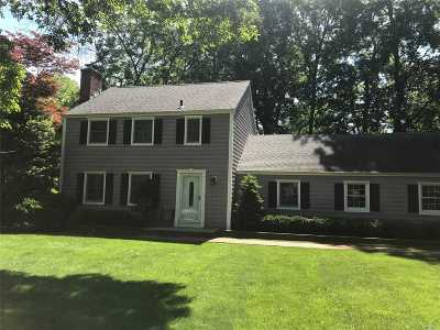 Setauket Single Family Home For Sale: 45 Thompson Hay Path