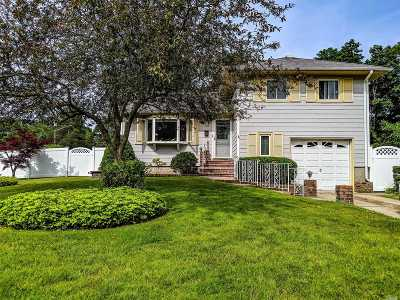 Smithtown Single Family Home For Sale: 178 Evergreen Ave