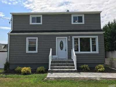 Massapequa Single Family Home For Sale: 180 Toronto Ave
