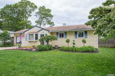 West Islip Single Family Home For Sale: 324 Hyman Ave