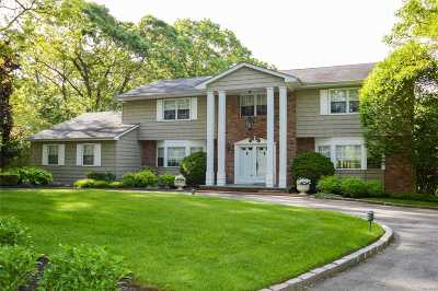 Dix Hills Single Family Home For Sale: 8 Micole Ct