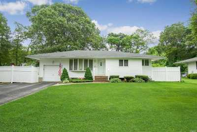 Commack Single Family Home For Sale: 51 Fisher Rd
