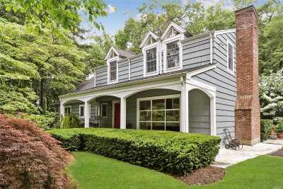 Huntington Single Family Home For Sale: 672 Park Ave