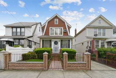 Queens Village Single Family Home For Sale: 104-05 221 St