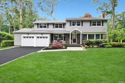Smithtown Single Family Home For Sale: 8 Cygnet Dr