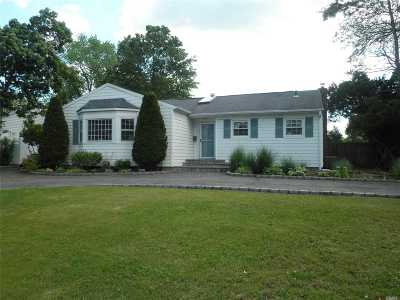 Commack Single Family Home For Sale: 5 Iris Ln