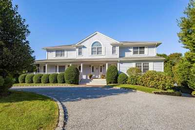 Westhampton Single Family Home For Sale: 11 Pine Grove Ct
