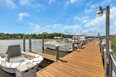 Moriches Condo/Townhouse For Sale: 283 Dockside Ct