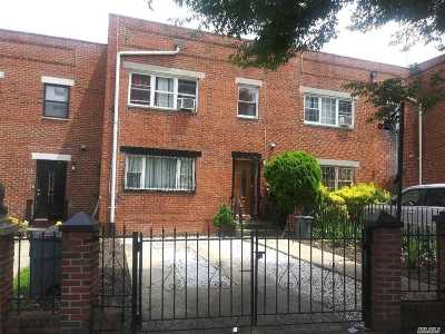 Brooklyn Single Family Home For Sale: 25 Troy Ave