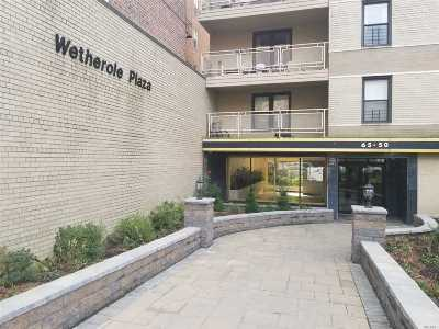 Rego Park Condo/Townhouse For Sale: 6550 Wetherole St #6Z