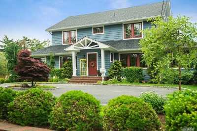 Rockville Centre Single Family Home For Sale: 122 Hempstead Ave