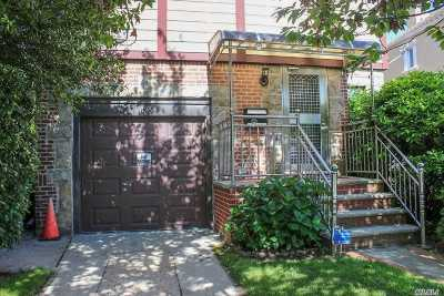 Fresh Meadows Single Family Home For Sale: 7623 173 St