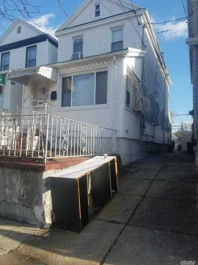Ozone Park Multi Family Home For Sale: 10410 103rd Ave