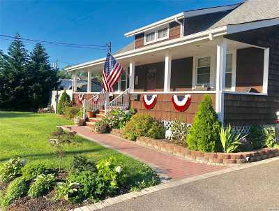 W. Babylon Single Family Home For Sale: 369 Great East Neck Rd