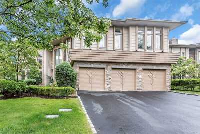 Jericho Condo/Townhouse For Sale: 15 Olde Hamlet Dr
