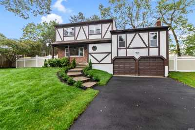 Commack Single Family Home For Sale: 4 Humming Ln