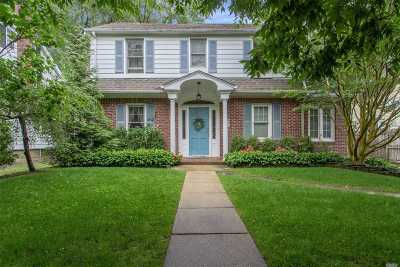 Oyster Bay Single Family Home For Sale: 223 Anstice St
