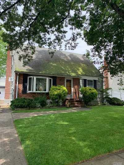 Valley Stream Single Family Home For Sale: 60 S Terrace Pl