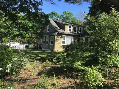Bayport Single Family Home For Sale: 193 Oakwood Ave