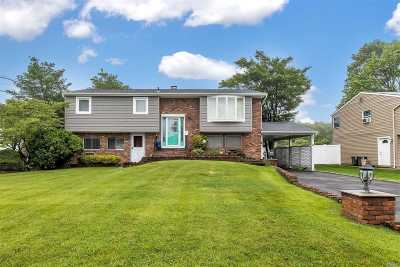 West Islip Single Family Home For Sale: 739 Peter Paul Dr
