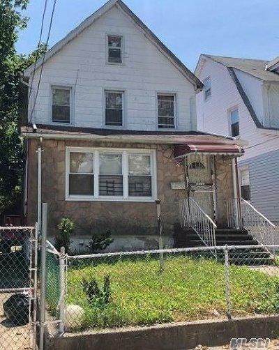 Queens Village Single Family Home For Sale: 215-38 112th Ave