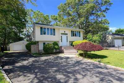 Selden Single Family Home For Sale: 12 Wayside Ln