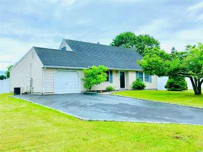 Ridge Single Family Home For Sale: 2 Woodbrook Dr
