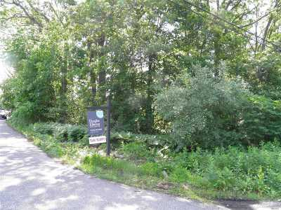 Hauppauge Residential Lots & Land For Sale: Bridge Rd