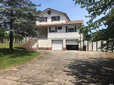 Mastic Beach Single Family Home For Sale: 37 Riverside Ave