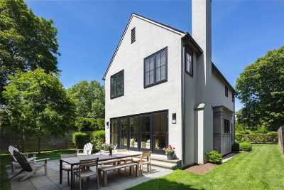 East Hampton Single Family Home For Sale: 14 Maidstone Ave