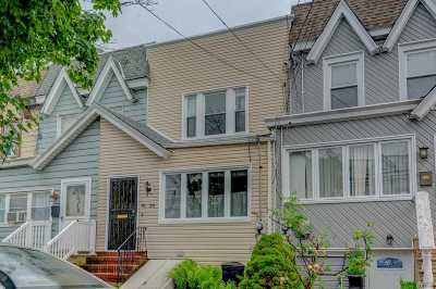 Woodhaven Single Family Home For Sale: 91-36 88 St