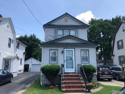 Valley Stream Single Family Home For Sale: 101 Elmwood St