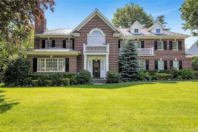 Manhasset Single Family Home For Sale: 2 Middle Dr