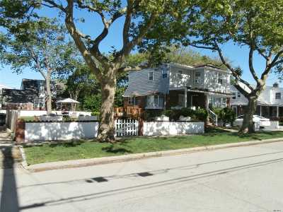 Point Lookout Single Family Home For Sale: 71 Mineola Ave