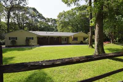 Brookhaven Single Family Home For Sale: 11 Stillwood Rd