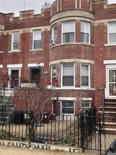 Brooklyn Multi Family Home For Sale: 2015 81st St